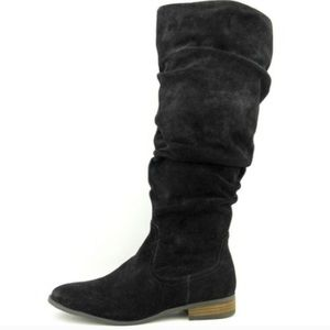 Steve Madden Suede boots 6.5